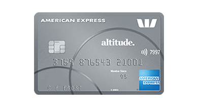 Image of the American Express Westpac Altitude Platinum Card